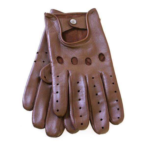 Мужские автомобильные перчатки