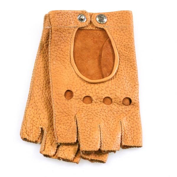 автомобильные перчатки без пальцев