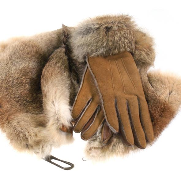 кожаные женские перчатки в Москве