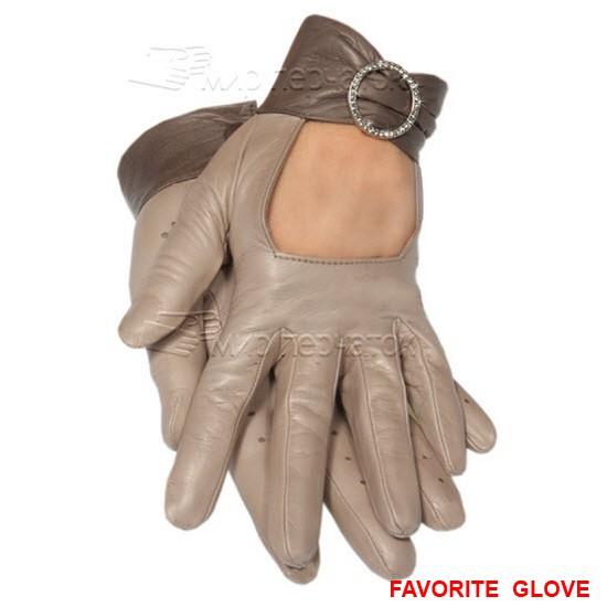 Перчатки из Франции