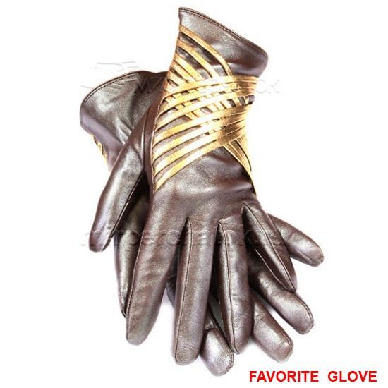 Покупаем кожаные перчатки к наступающему осеннему сезону